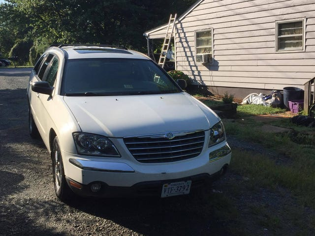 Ask me anything: 2004 Chrysler Pacifica