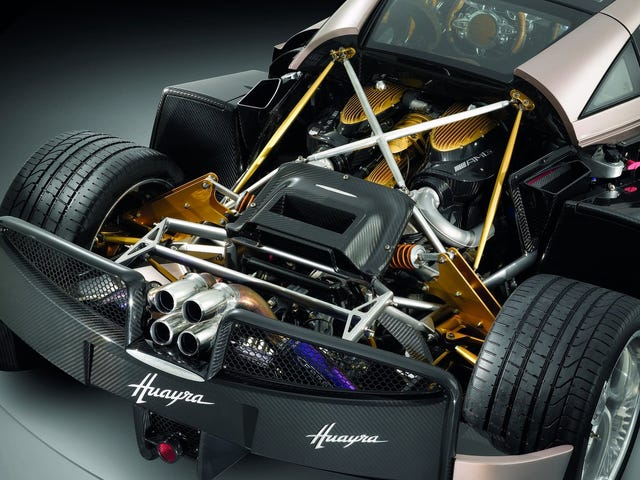 Set Your Doom Cult Calendars Now: Pagani Claims V12 Will Last Till 2026
