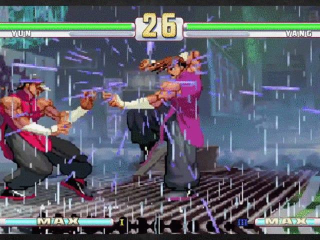 <i>Street Fighter</i>的帕里之美