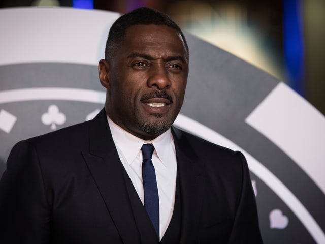 Idris Elba Reportedly Will JoinCats the Musical the Movie