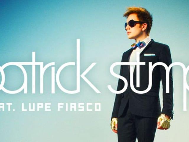 Hear Patrick Stump's new single with Lupe Fiasco