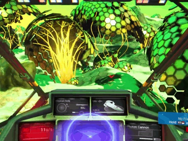 No Man's Sky Players Are Finding Cool New Biomes In Latest Update
