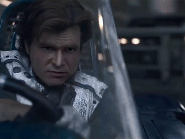 Someone Used a Deep Learning AI to Perfectly Insert Harrison Ford Into <i>Solo: A Star Wars Story</i>