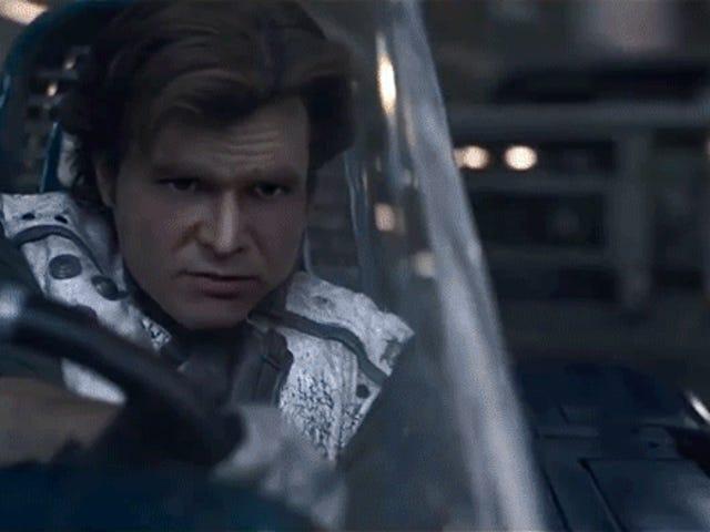 Seseorang Digunakan AI Deep Learning untuk Sempurna Masukkan Harrison Ford Ke <i>Solo: A Star Wars Story</i>