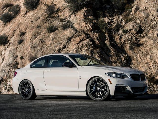 Ви повинні купити Dinan BMW M235i замість Нового M2