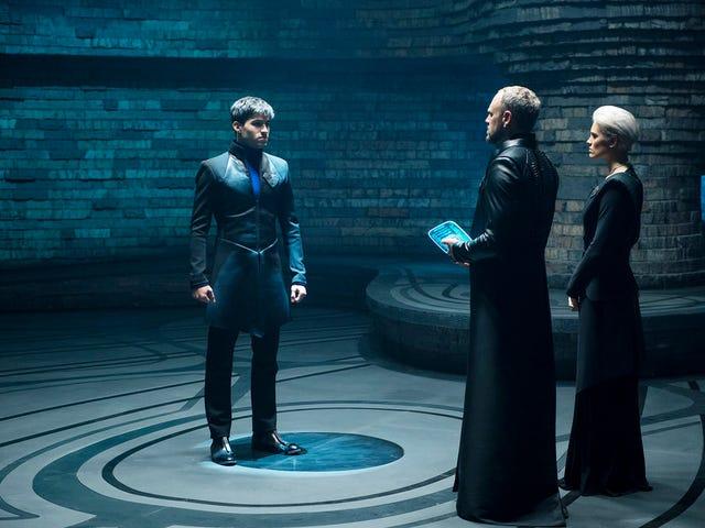 In its second episode, Krypton still seems stuck in the Phantom Zone