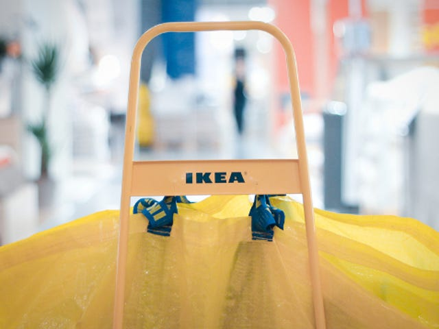 "How to Navigate IKEA and Other Huge Stores ""Efficiently"" (In a Hurry)"
