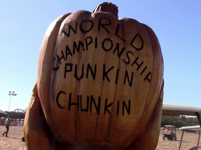 Science Channel Cancels Special After Grisly Pumpkin Cannon Accident