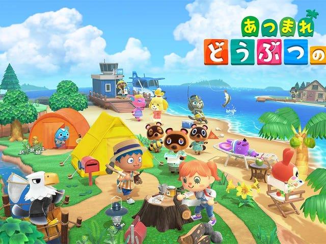 ในช่วงสามวันแรกของการขายในญี่ปุ่น Animal Crossing: New Horizons ขาย 1,880,626 แพ็คเกจ copie
