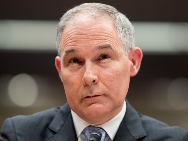 Представники EPA перешкодили представникам Флінта відвідати самміт з токсичних вод [Оновлено]