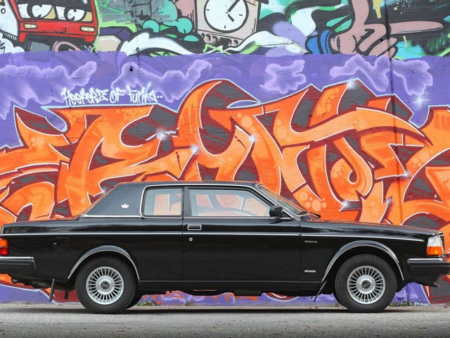 David Bowie Owned This Rad Volvo 262C Bertone Coupe And It Just Sold For $216,000