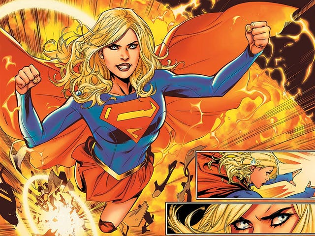 What is Supergirl's Greatest Moment?