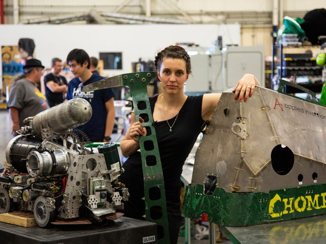 The Future of BattleBots Is Smarter, More Vicious