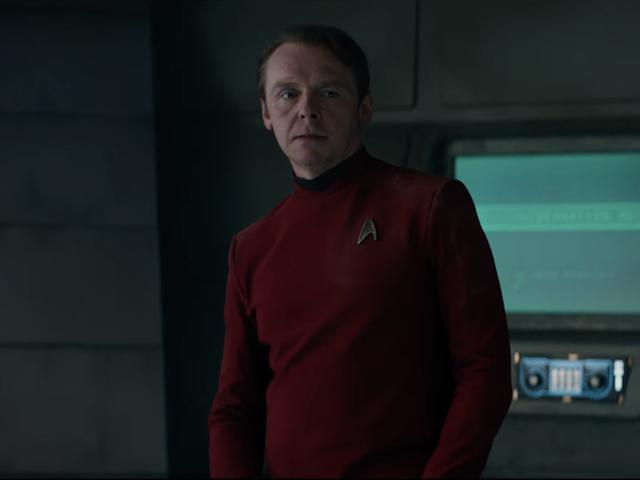 Ο Simon Pegg έχει μια κανονική εξήγηση για το γιατί ο Sulu είναι ομοφυλόφιλος στο νέο σύμπαν <i>Star Trek</i>