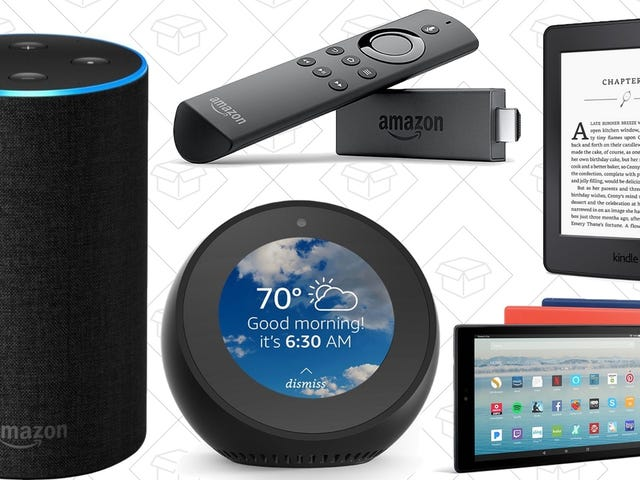A Lot of Amazon's Valentine's Day Device Deals Are Still Going Strong
