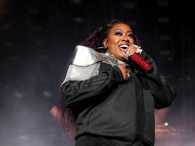 Missy Elliott Essence Fest'te Gösterildi ve Bundan dolayı Hepimiz Daha İyiyiz