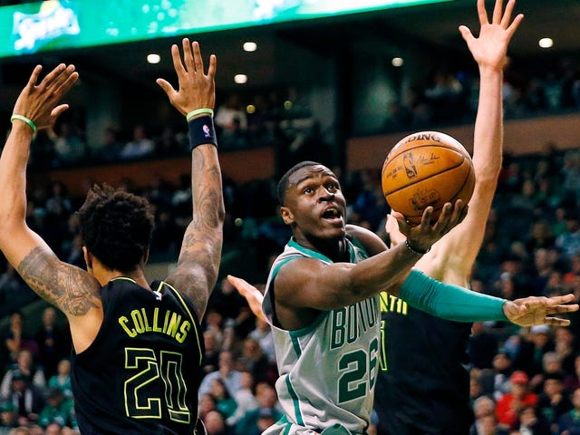 "Police Say Celtics' Jabari Bird Assaulted, Choked, And Kidnapped Someone In ""Domestic Incident"""