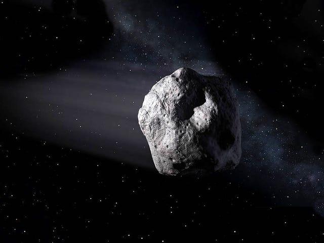Por qué la NASA ha clasificado al asteroide del 4 de febrero como potencialmente peligroso si no hay nada que temer <em></em>
