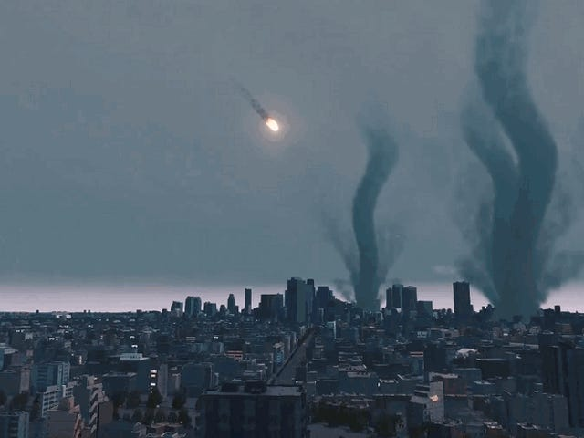 I Love This Disaster Film Made With <i>Cities: Skylines</i>