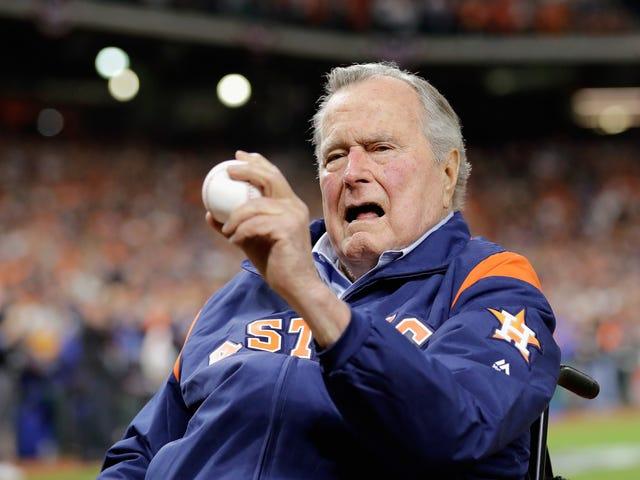 Former President George HW Bush Dead at 94