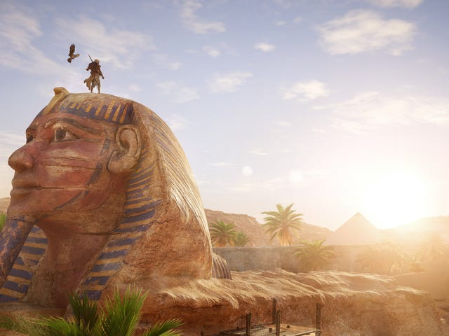 Three Rules The Makers Of Assassin's Creed Origins Used To Design Quests