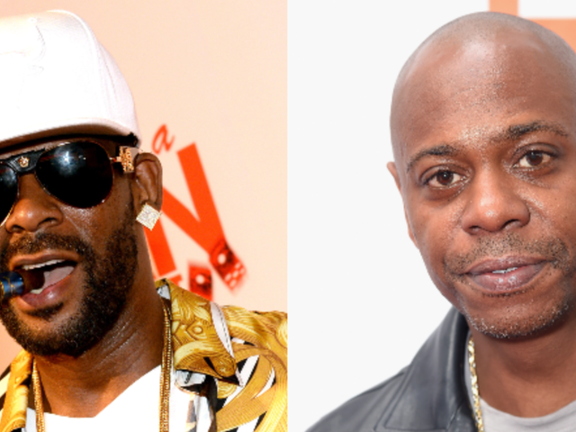 R. Kelly's 'Goons' Reportedly Stepped in the Name Of Boxing Gloves to Attack Dave Chappelle Over Skit