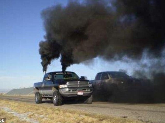 Why Your Automotive Subculture Sucks: Rolling Coal Edition