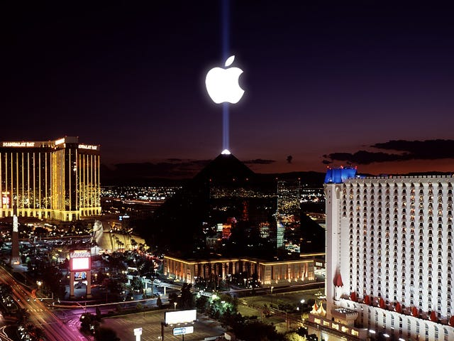 Apple Is Looming Over CES
