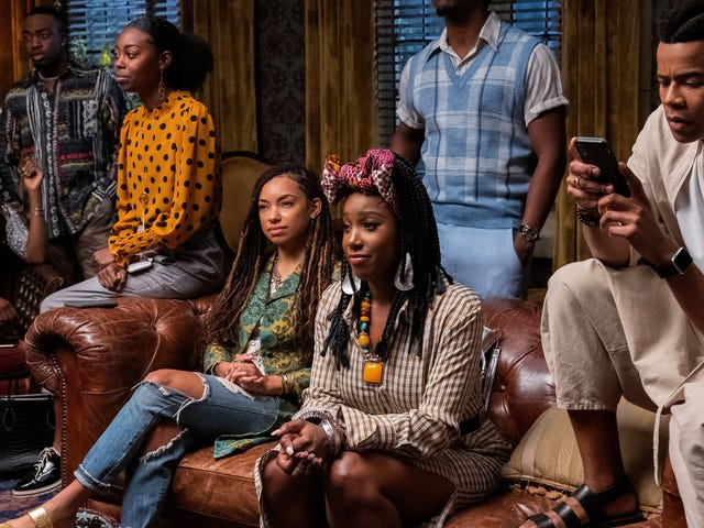 Dear White People's third season feels more like a gap year than a return to form