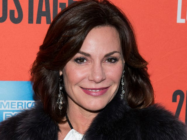 Luann de Lesseps Has Reportedly Exited Rehab, Is Rehearsing for Cabaret Show