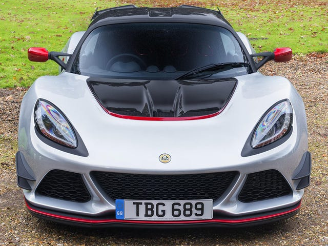 The Lotus Exige 380 Is A Little Lighter, A Little Faster And A Lot More Expensive