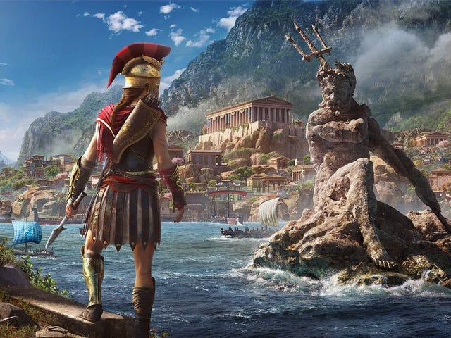 Open Forum: Let's Do The Odyssey!