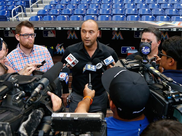 Even This Derek Jeter Puff Piece Can't Figure Out His Plan For The Marlins