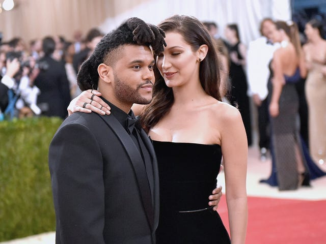 Bella Hadid and The Weeknd Reportedly Ready to Get Hitched