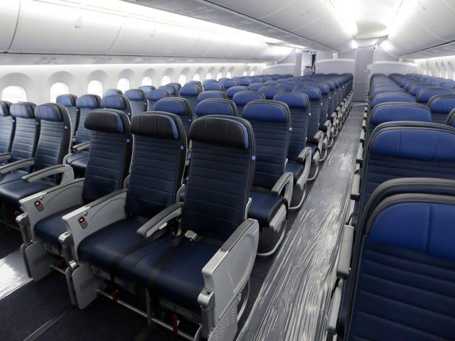 Asseyez-vous le cul quand votre vol est sur le point de partir, vous reprobate absolu