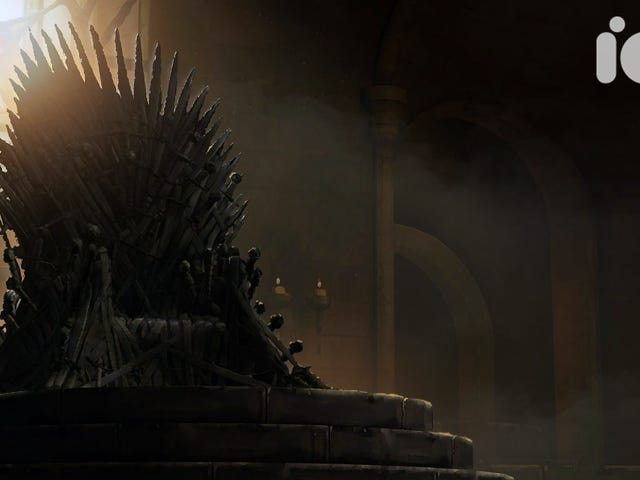 The Game of Thrones Has Been Won