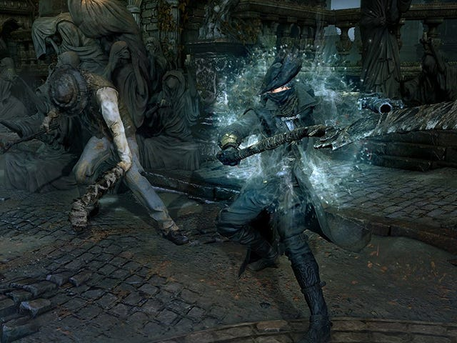 Bloodborne Headlines March's PlayStation Plus Lineup