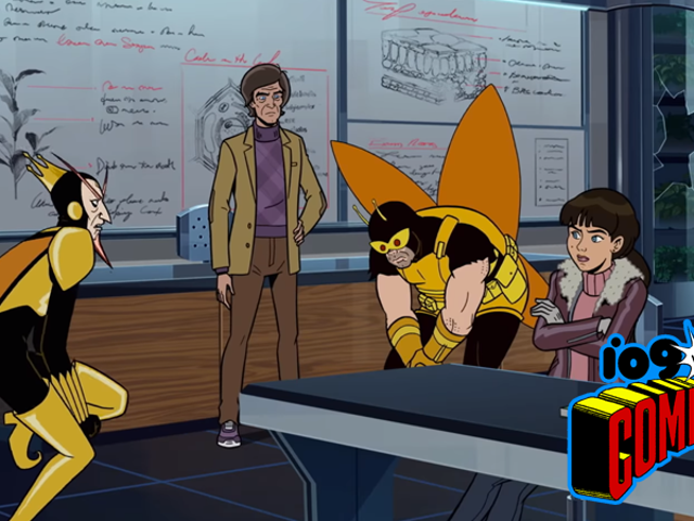The Venture Bros.Heroes Are Under Pressure and Facing Ch-Ch-Changes in Their New Trailer