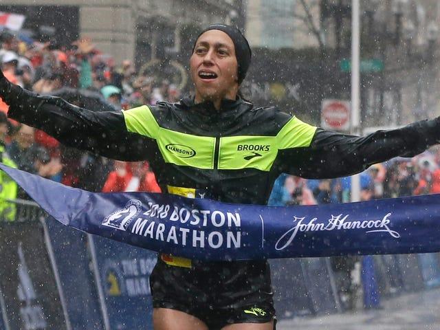 Q&A: Des Linden Explains How She Won The Boston Marathon