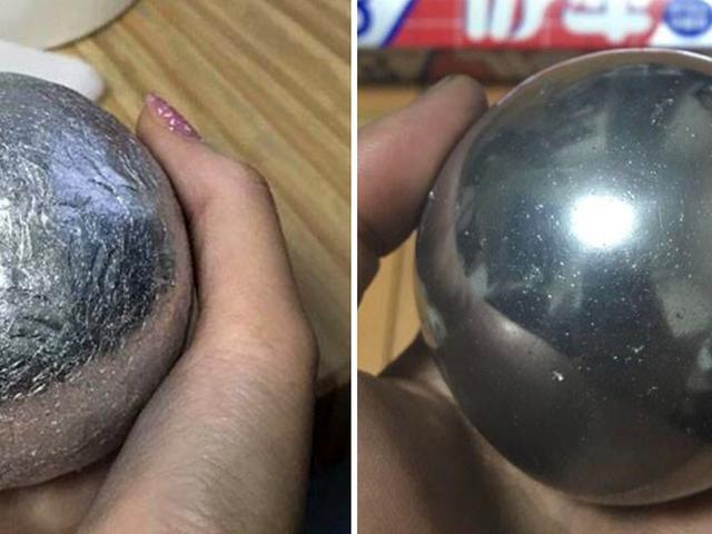 Qué es el reto viral de la bola de aluminio perfecta (y cómo puedes hacerlo en casa)