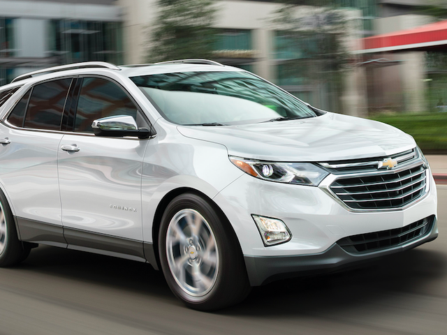 The 39 MPG 2018 Chevrolet Equinox Diesel Seems Like A Hard Sell (Updated)