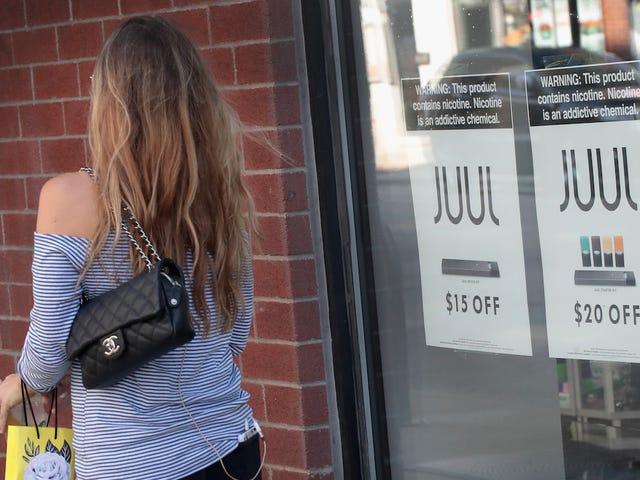 Juul CEO İstifa Etti, Şirket Tüm Reklamcılığı Durduracağını Duyurdu