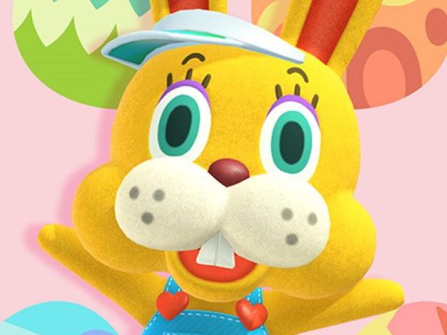 Hayvan Geçidi'nin Bunny Günü Maskotu Şu Anda Başa Çıkacak Çok Şey