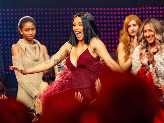The MTV VMA Nominations Are In! Cardi B and the Carters Lead the Nominees