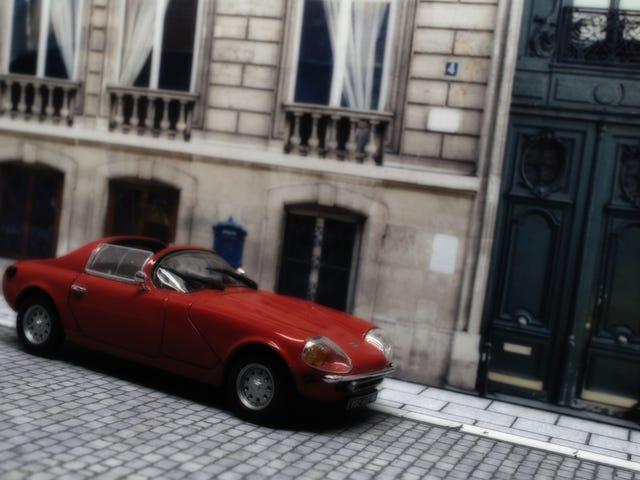 फ्रेंच फ्राइडे: अन क्वैत्रे, मोतुर आ-आवाज?