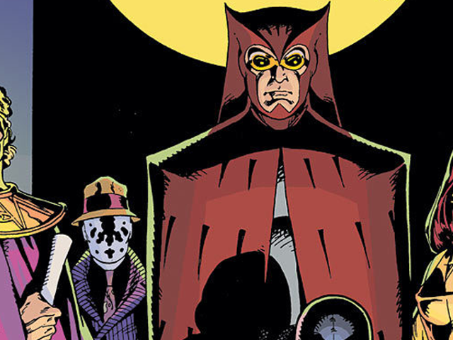 TheseWatchmen Set PicturesSeemingly Reveal the Fate of a Major Comic Character