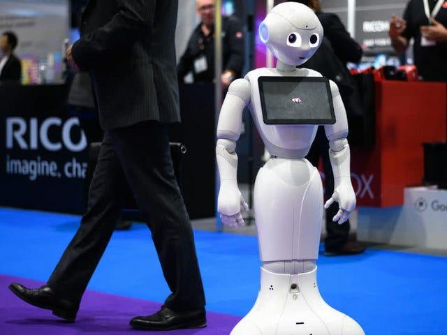 Çalışma İnsanların Robotlara Doğru Irkçı Olduğunu Buldu