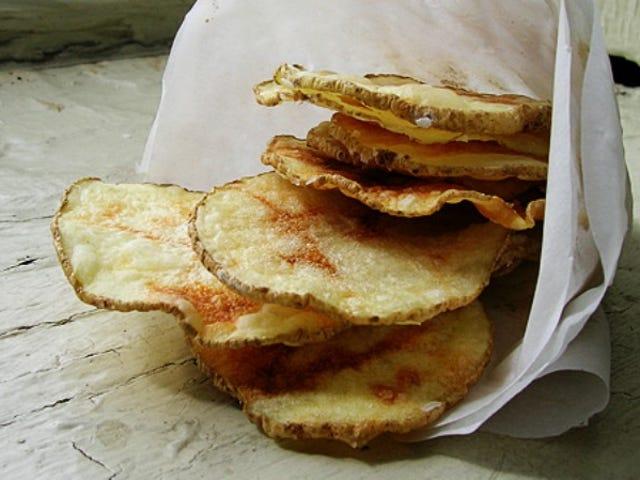 Chrissy Teigen Has Cracked the Code for DIY Jalapeño Chips