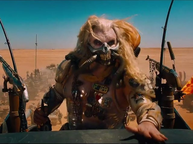 Does Director George Miller Suddenly Not Want to Make Any Mad Max Movies?