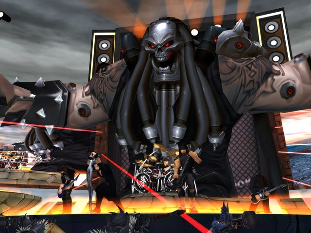 I Watched Korn Play A Concert In An MMORPG And It Was Surprisingly Great